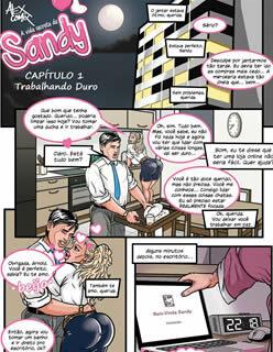 A vida secreta de Sandy