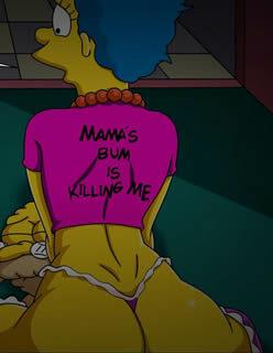 Os Simpsons Hentai – Vovô e eu 2