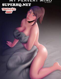 Os desejos pervertidos da dona de casa