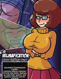 Scooby Doo Pornô: A vingança de Velma