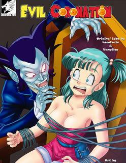 Bulma: A rainha safada dos vampiros