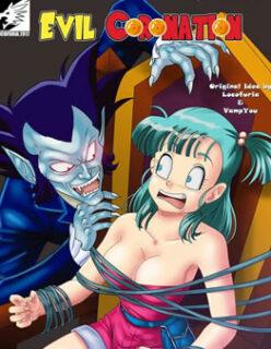 Bulma fodendo com o vampirão