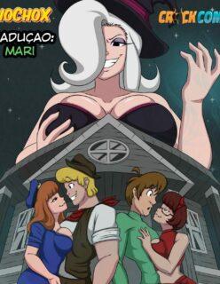 Scooby Doo Pornô – A casa dos prazeres